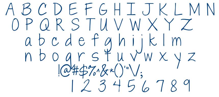 Janda Everyday Casual font