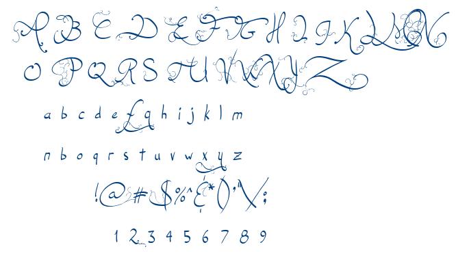 Jellyka Endless Voyage font
