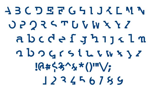Labrat font