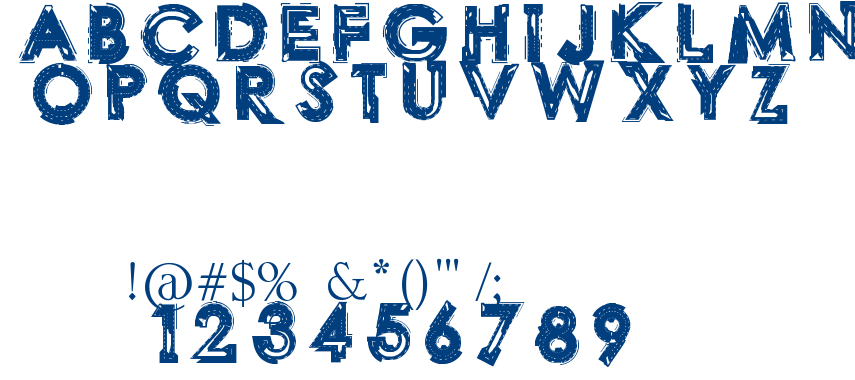 LABO font