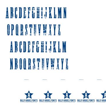 Night Stalker font