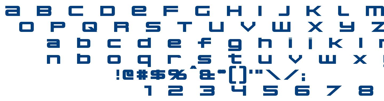 Nakadai font