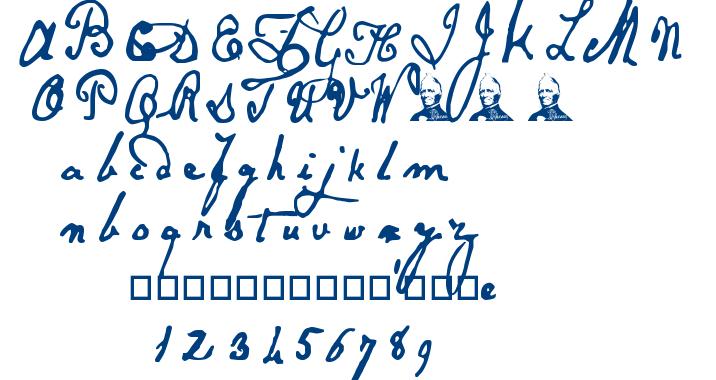 Papineau font