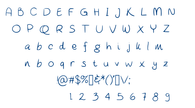 Prima Facie font
