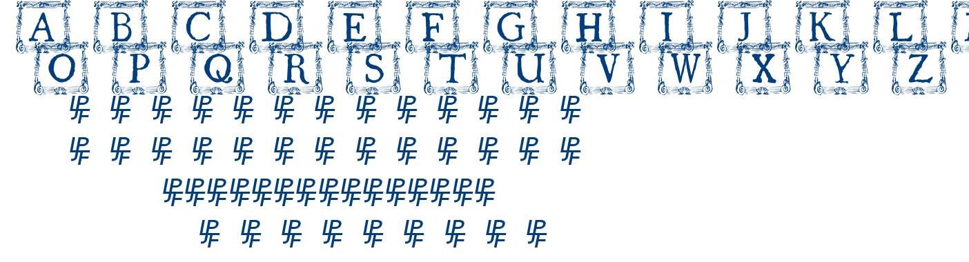 Qua Nauticale font