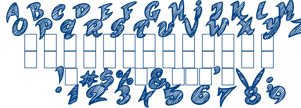 QUICKER font