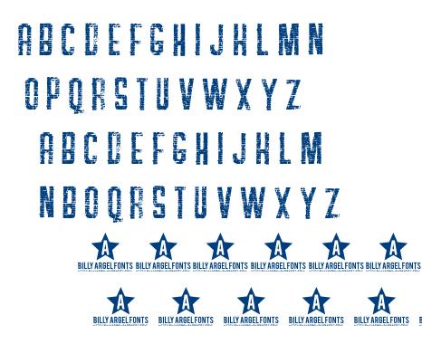 Soap Store font