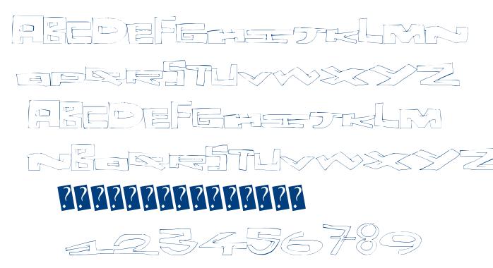 Size Matters font