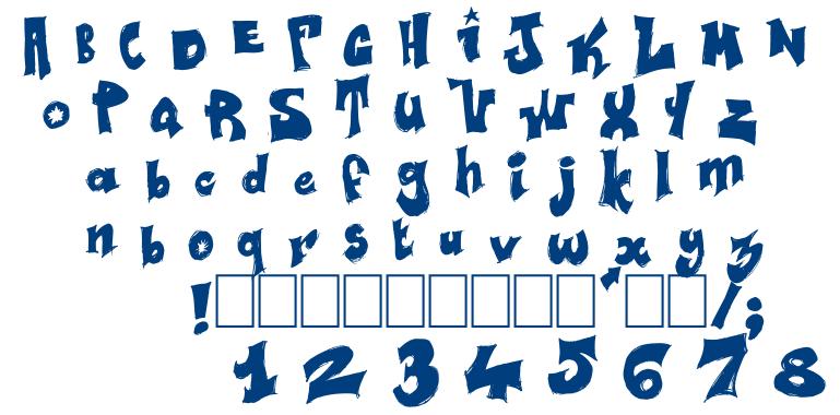 Swingg font