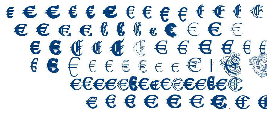 Ubiqita Europa font