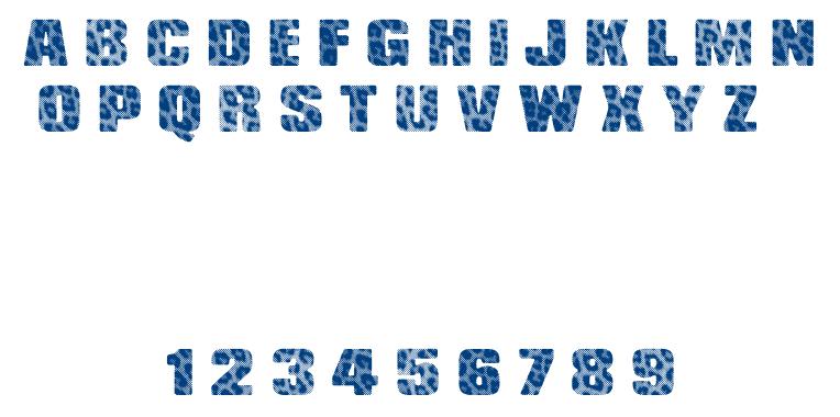 VENUS FURS font