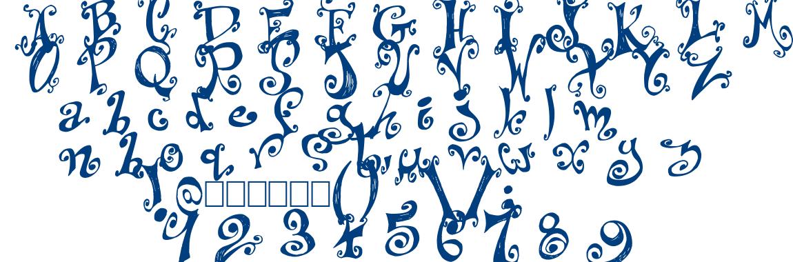 Zibz font