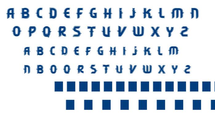 Vtks Citrino font