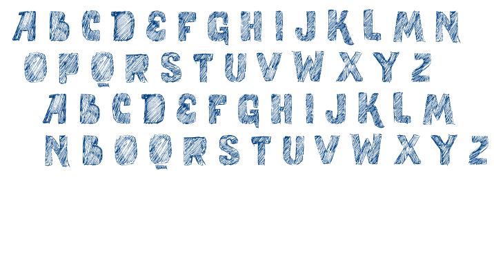 Vtks Study font