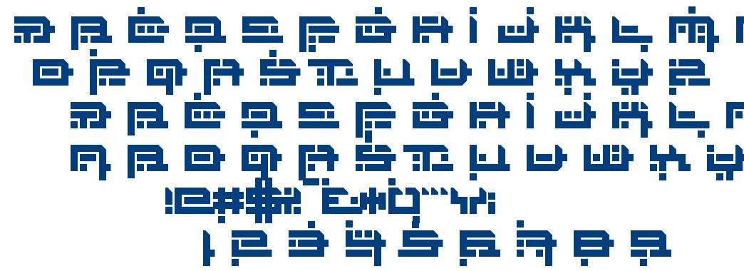 Zephyr Jubilee font