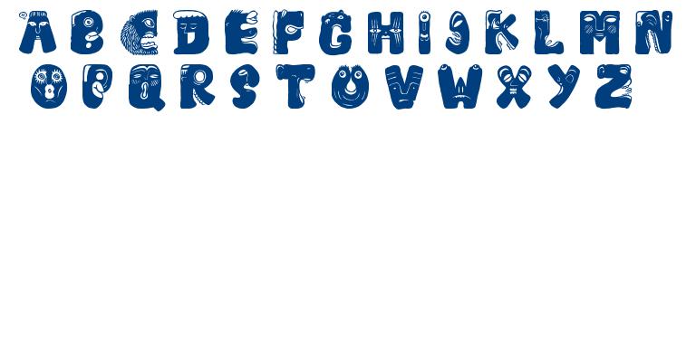 FACELOOK font