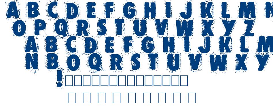 Muzo font