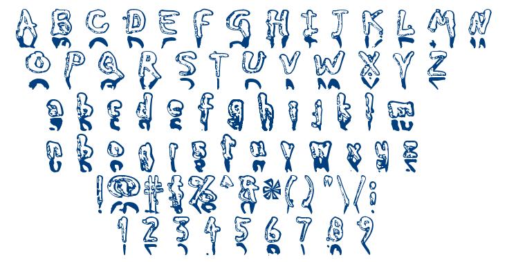 my font font