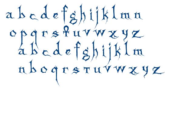 Sanctuary font