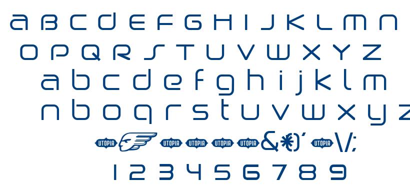 Birdman font