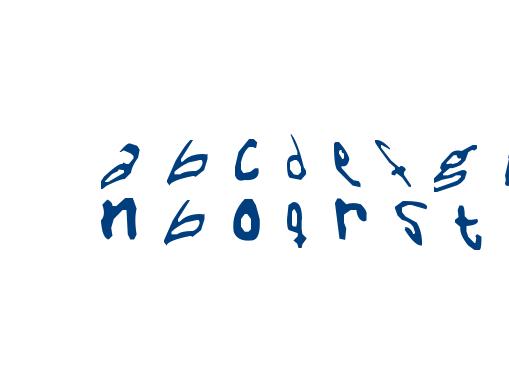 naive font font
