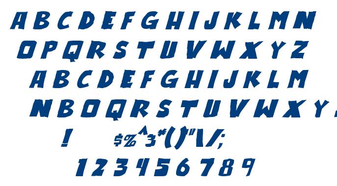 Outlander font