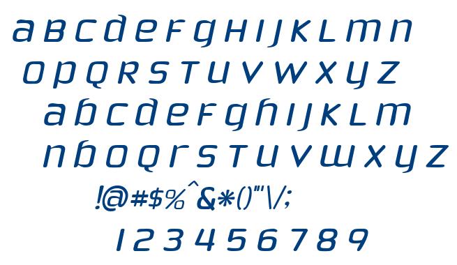 Phoenix Sans font