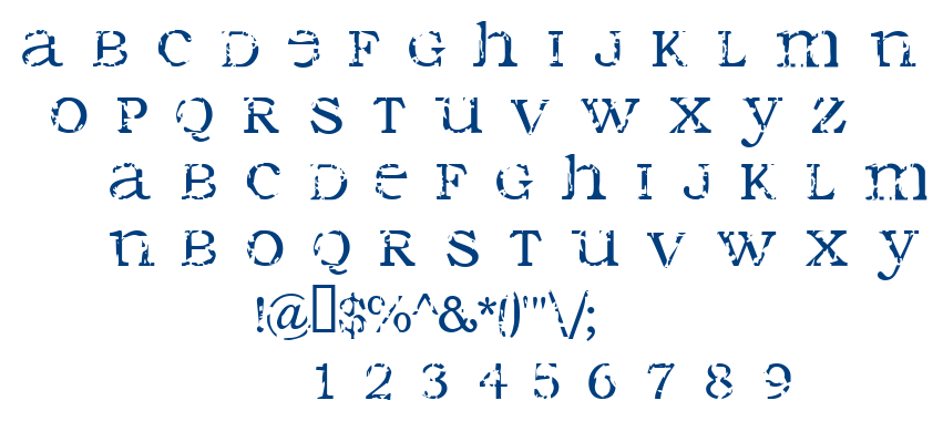 Seraphim font