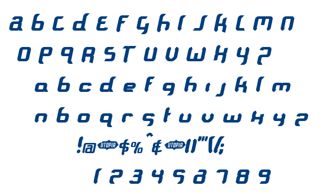 Supersoulfighter font