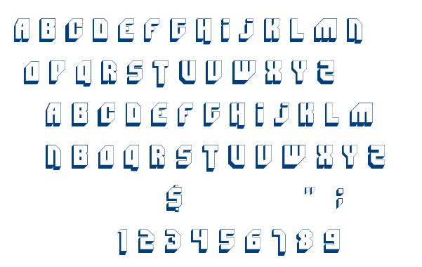 Bad Mofo font