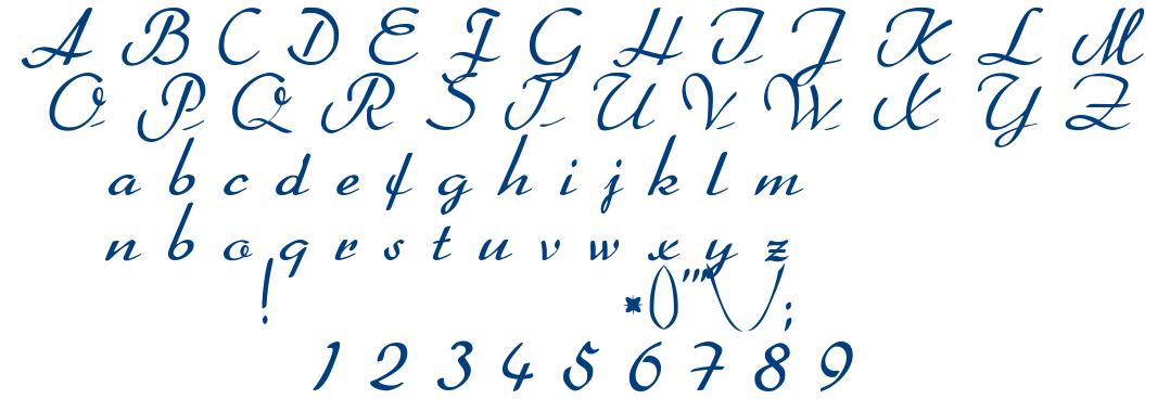 Better Heather font