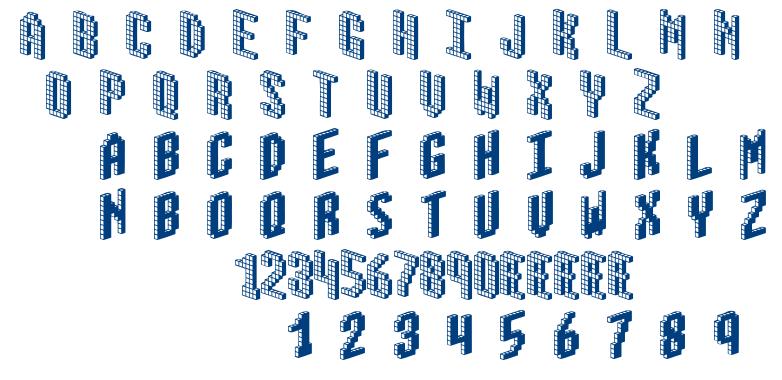 Blox font