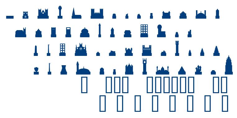 Cityscape font