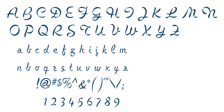 Cigno font
