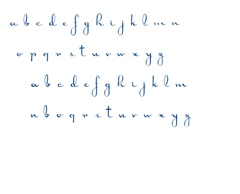 Doris Day font