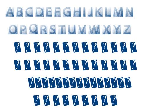 GOTFADED font