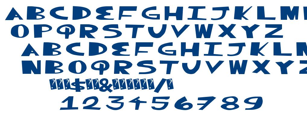 Great Splunk font