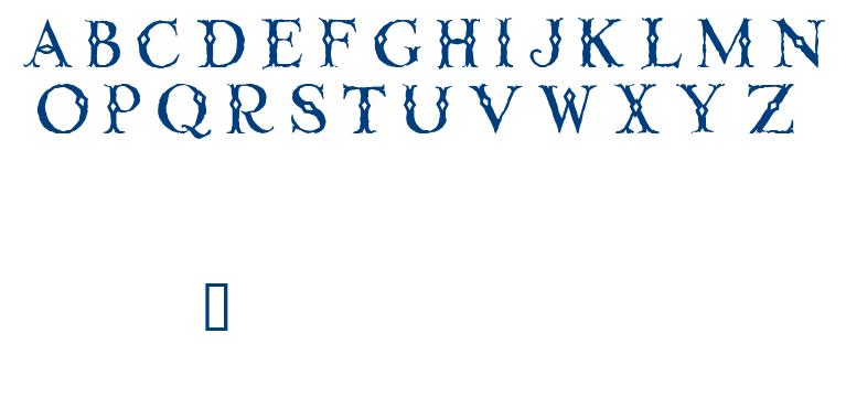 LINTHICUM font