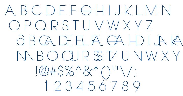 Laranjha Pro Fraco font