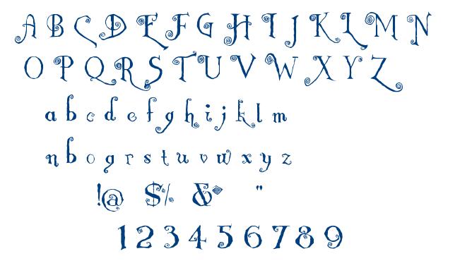 Nemo font