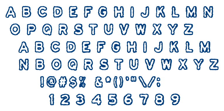 Osasto 329 Suljettu font