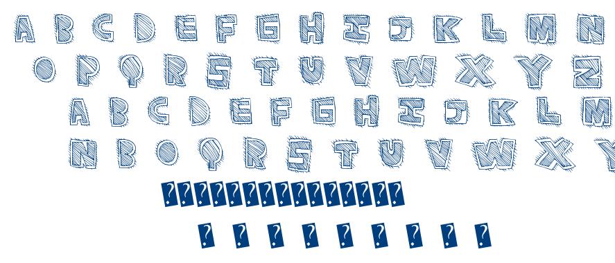Phat Rave font
