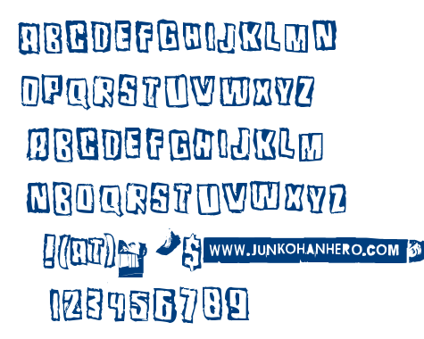 Pozo font