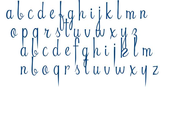 Riddle font