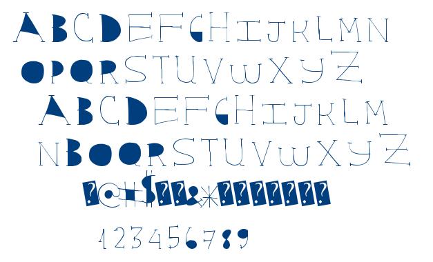 Star Rising font