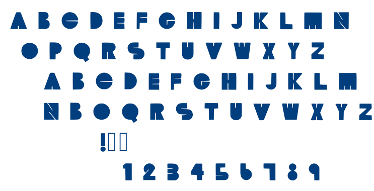 TM Tonite font