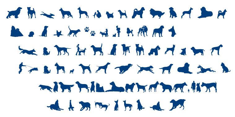 Can Dog TFB font