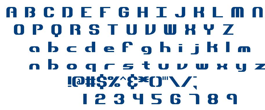 Dynamic font