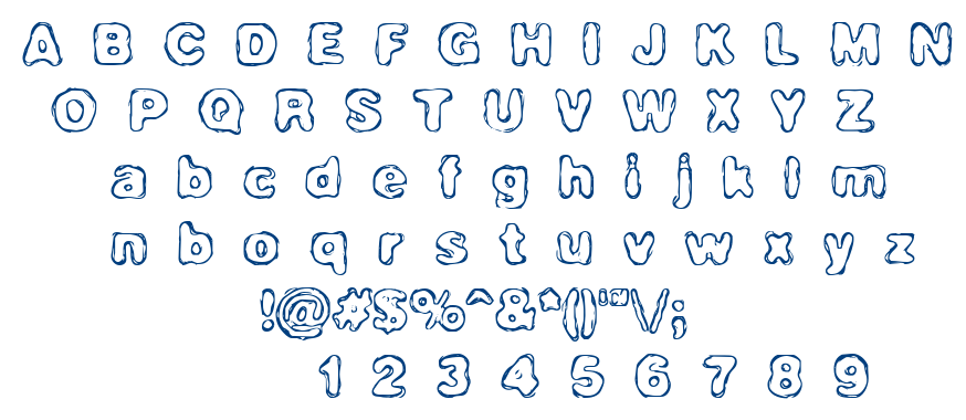 Hassle font