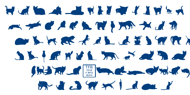 Kitty Cats tfb font